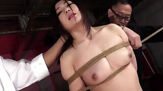 Maledom bdsm threesome anal charm humiliation and spanking