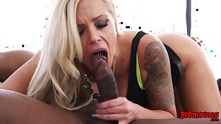 Nina Elle - The Sexy Bells And Masseuse