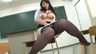 Married Teacher Molester Train - Chitose Saegusa (part 1)