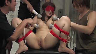Doomed To Asian Bitch Screams And Moans With Pleasure