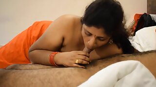 sexy Aunty fucked forcefully by neighbour in her house